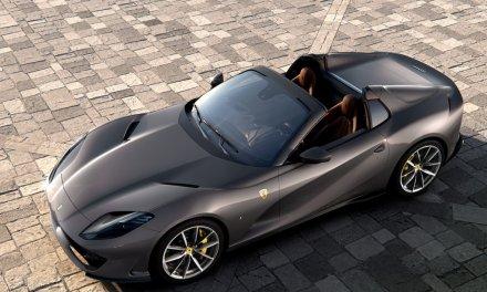 Ferrari 812 GTS – Die Rückkehr des V12 Spider