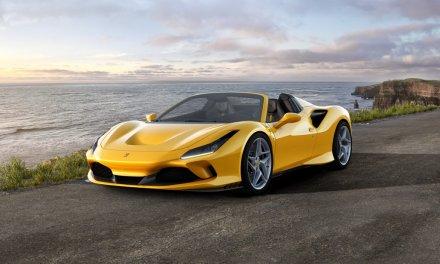 Ferrari F8 Spider – Eine Tradition lebt weiter