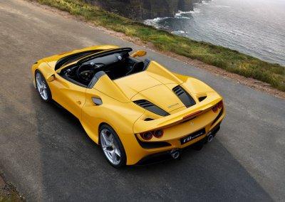 Ferrari F8 Spider