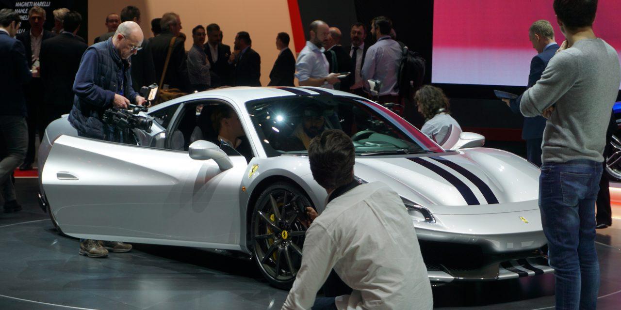 Diesel, Elektroautos, Supersportwagen: Neues vom Autosalon Genf 2018