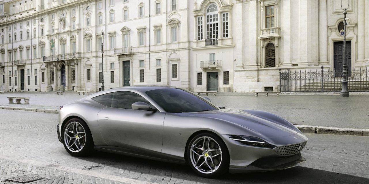 Ferrari Roma: ein edler Gran Turismo