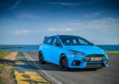 Ford Focus III RS Blue & Black