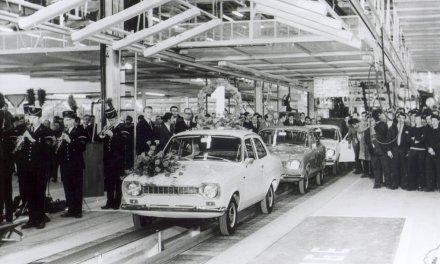 Happy 50th Ford Escort