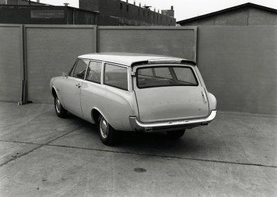 Ford Taunus 17 M P3 Turnier, 1960-1964