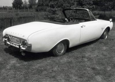 Ford Taunus 17 M TS Cabrio Deutsch, 1964