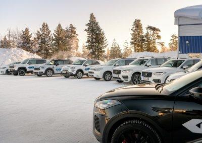 GKN Driveline Arjeplog Schweden