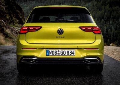 VW Golf Style 1.5 eTSI