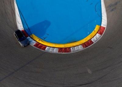 VOLKSWAGEN GOLF GTI TCR and VOLKSWAGEN GOLF GTI TCR Racecar