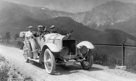 110 Jahre Alpenfahrt – Dominanz von Laurin & Klement