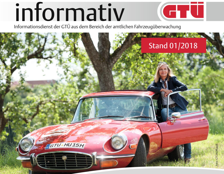 Die wichtigsten Informationen zum H-Kennzeichen bietet die Broschüre der GTÜ