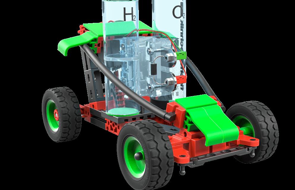 Das H2 Fuel Cell Car von fischertechnik