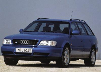 Audi S6 plus Avant