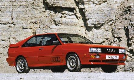 Audi quattro – Weg vom Spießertum