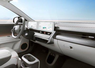 Hyundai IONIQ 5 Cockpit