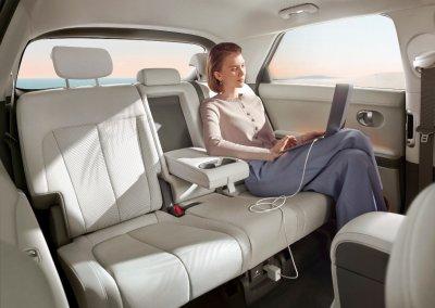 Hyundai IONIQ 5 Rücksitz