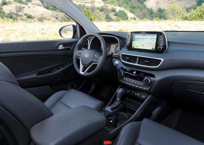 Hyundai Tucson Interior_12