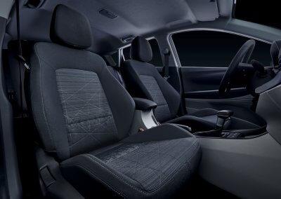 Hyundai Bayon Front Seats