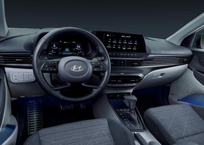Hyundai Bayon Cockpit