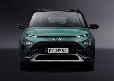 Front Hyundai Bayon