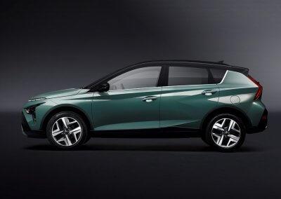 Seite Hyundai Bayon