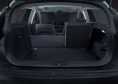 Hyundai Bayon Kofferraum