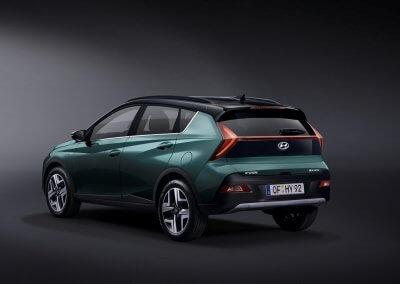 Hyundai Bayon Heck