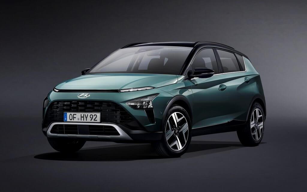 Hyundai Bayon – Die Weltpremiere des Crossover-SUV