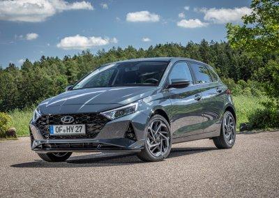 Hyundai i20 1.0 T-GDI 48-Volt-Hybrid