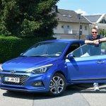Hyundai i20 – Das Update für Zwei
