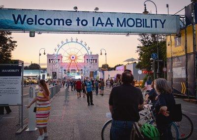 IAA MOBILITY 2021 Königsplatz
