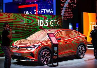 IAA MOBILITY 2021 VW ID.5 GTX