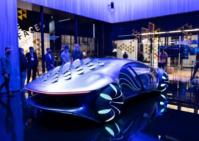 IAA MOBILITY 2021 Mercedes-Benz