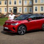 Video VW ID.4 GTX – Die Fahrvorstellung im Harz