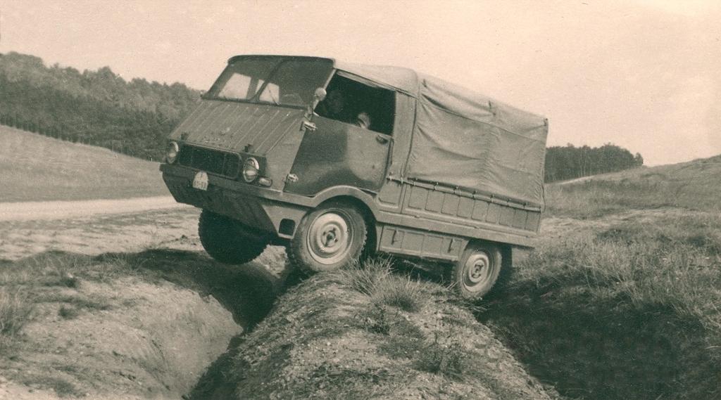 Typ 998 Agromobil von 1962