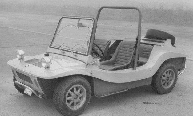 Der Skoda Buggy Typ 736