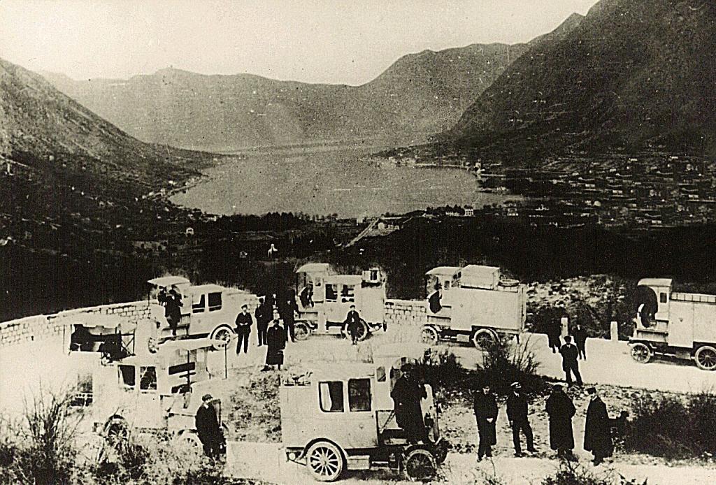 Černá Hora-Montenegro