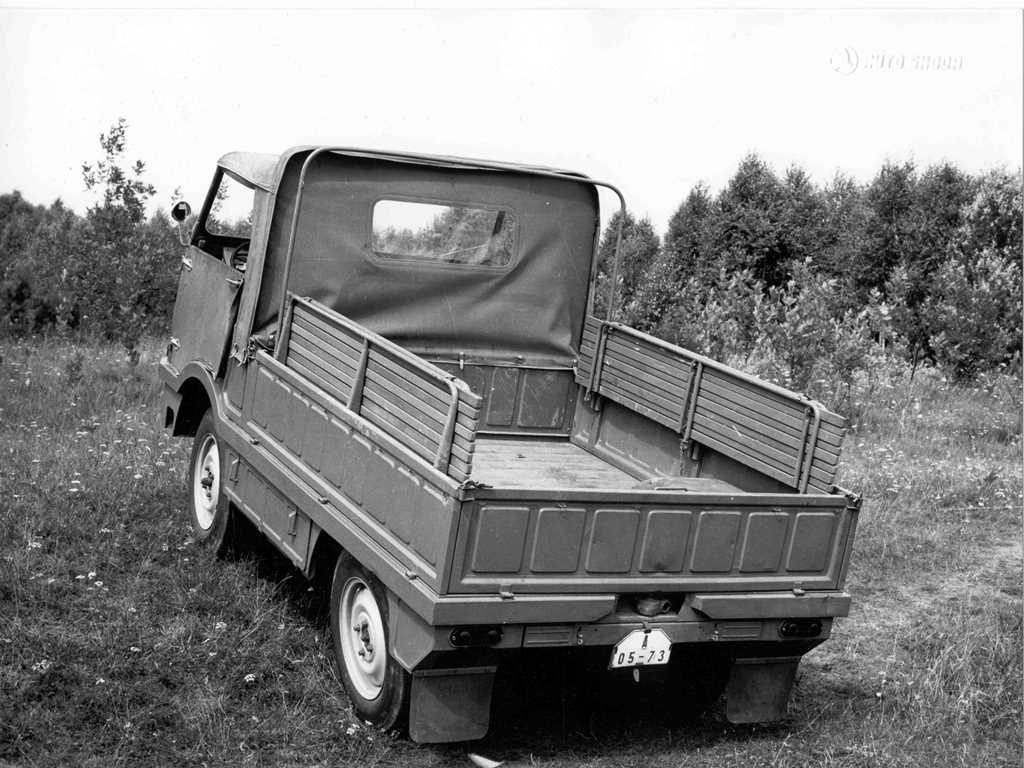 Typ 998 Agromobil