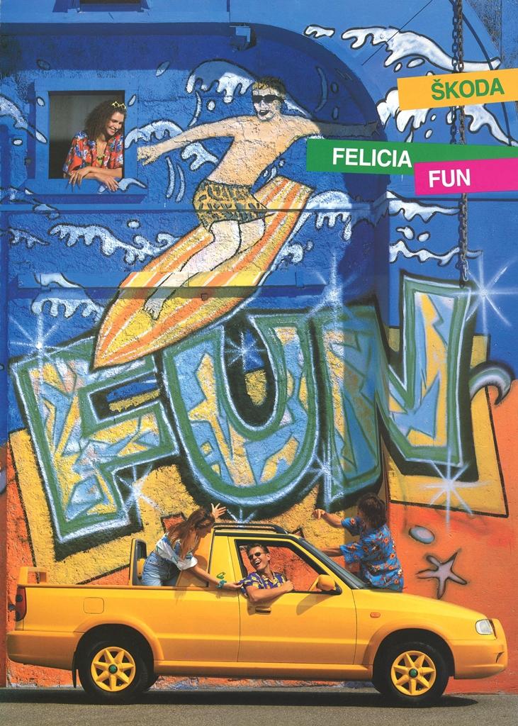 Skoda Felicia Fun