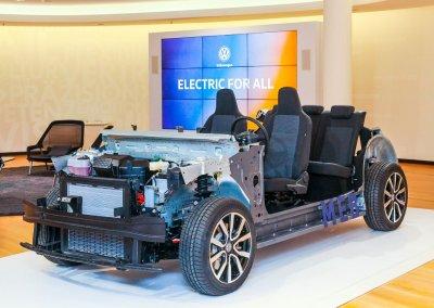 Modularer E-Antriebs-Baukasten MEB