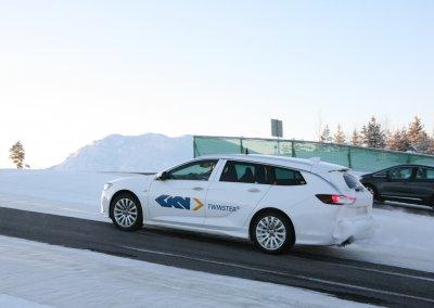 GKN Driveline Opel Insignia 4x4