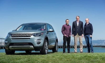 Jaguar Land Rover investiert in Lyft