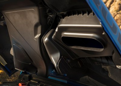 2021 Jeep Wrangler Rubicon Hydro-Guide™ air intake system