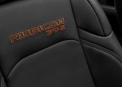 2021 Jeep Wrangler Rubicon 392 Seat