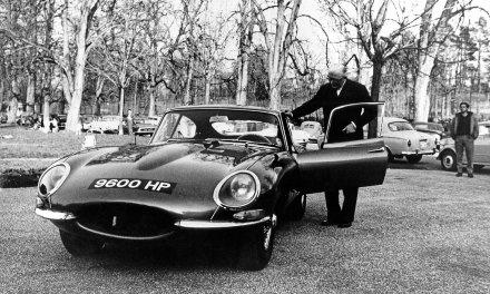 Jaguar E-Type – Die britische Ikone wird 60