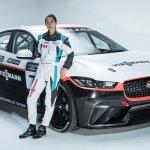 Deutsch-Französische Freundschaft bei Jaguar mit Célia Martin