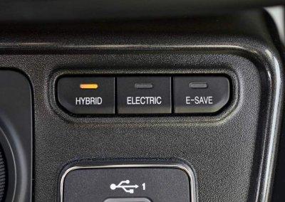 Jeep Compass 4xe Hybridmodus