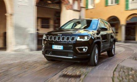 Jeep Compass: Ins Gelände mit Elektrounterstützung