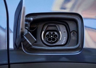 Jeep Compass 4xe Ladebuchse