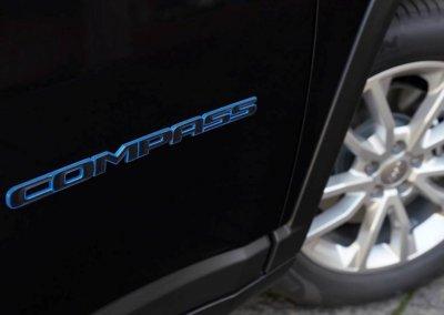 Jeep Compass 4xe Modellschriftzug