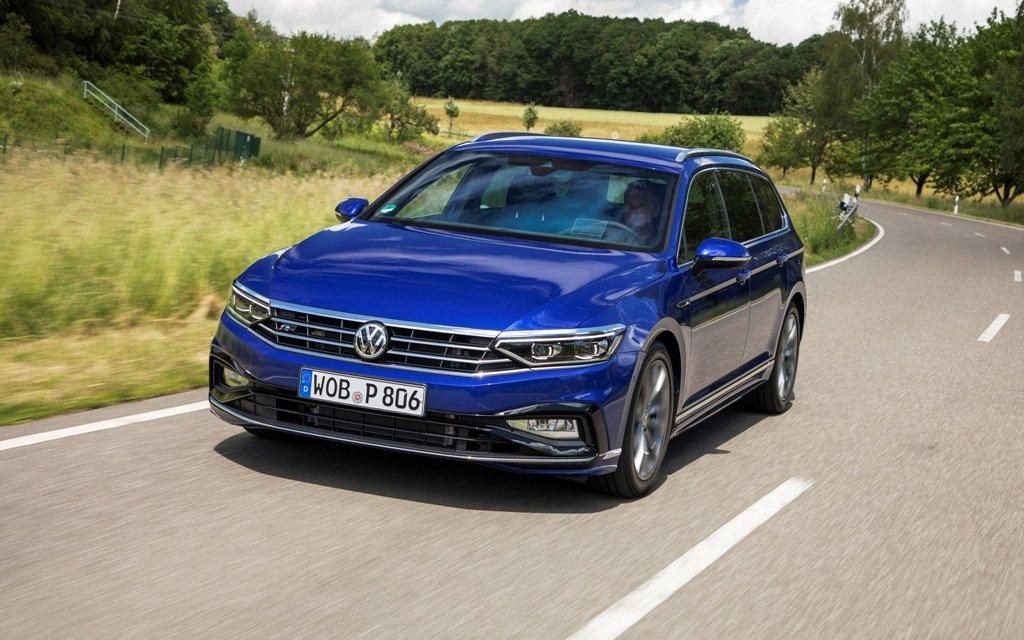 VW Passat – Der Achte zum Zweiten